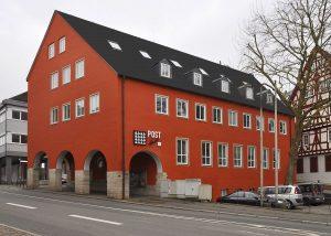 Post Apart Haus